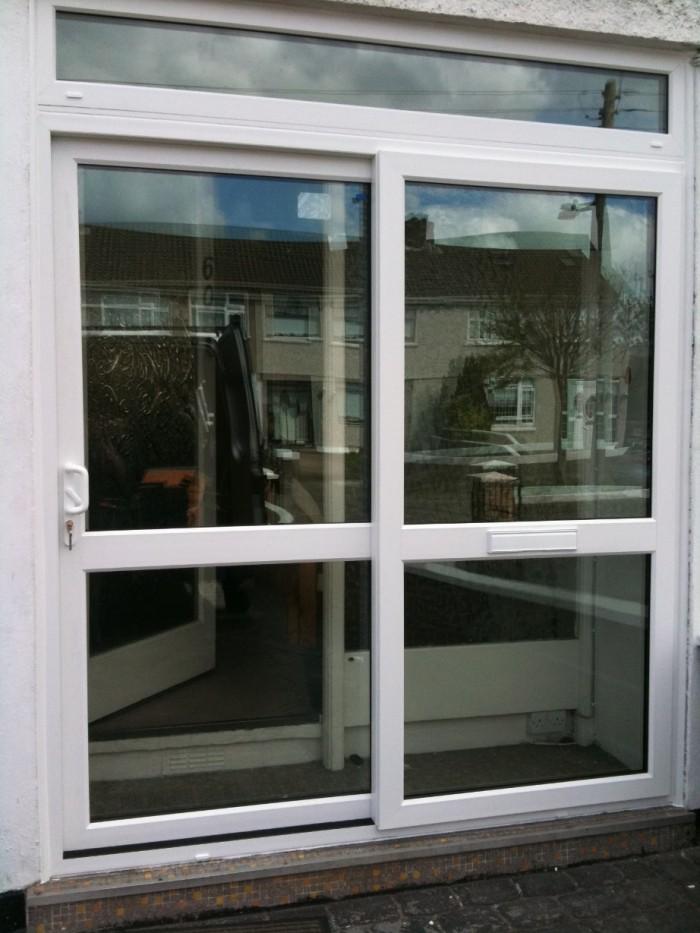 Sliding door repairs dublin we fix windows and doors for Pvc porch door